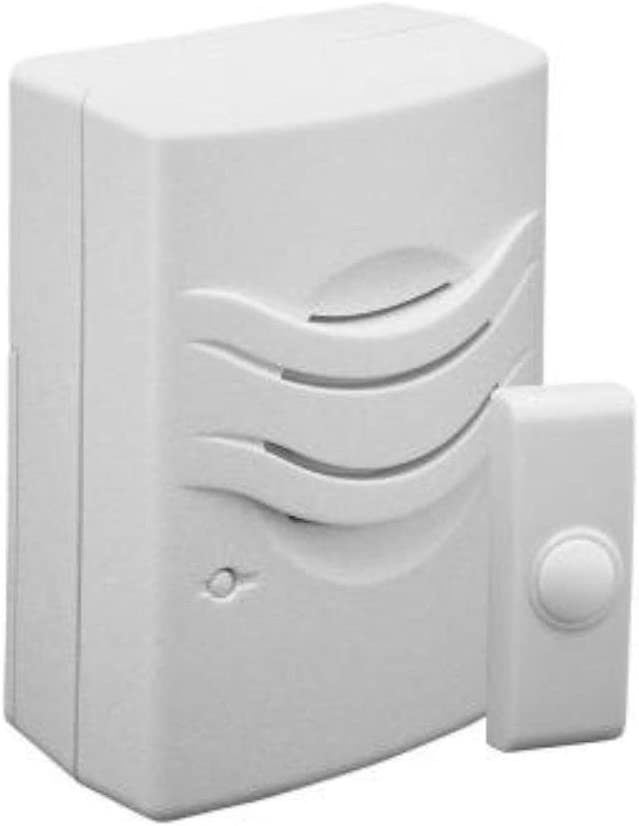 IQ AMERICA WD-1140A With Push button Doorbell Wrls Plug
