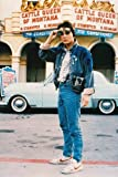 #2: Back To Future Michael J. Fox 24X36 Poster Denim Jacket