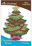 Anita Goodesign ~ Christmas Trees ~ Embroidery Designs