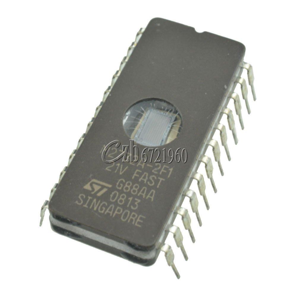 5 pcs NEW M2732A-2F1 M2732A EPROMs ST DIP24