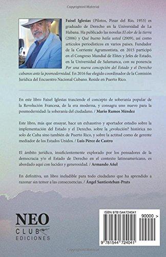 Amazon.com: El soberano es el ciudadano (Spanish Edition ...