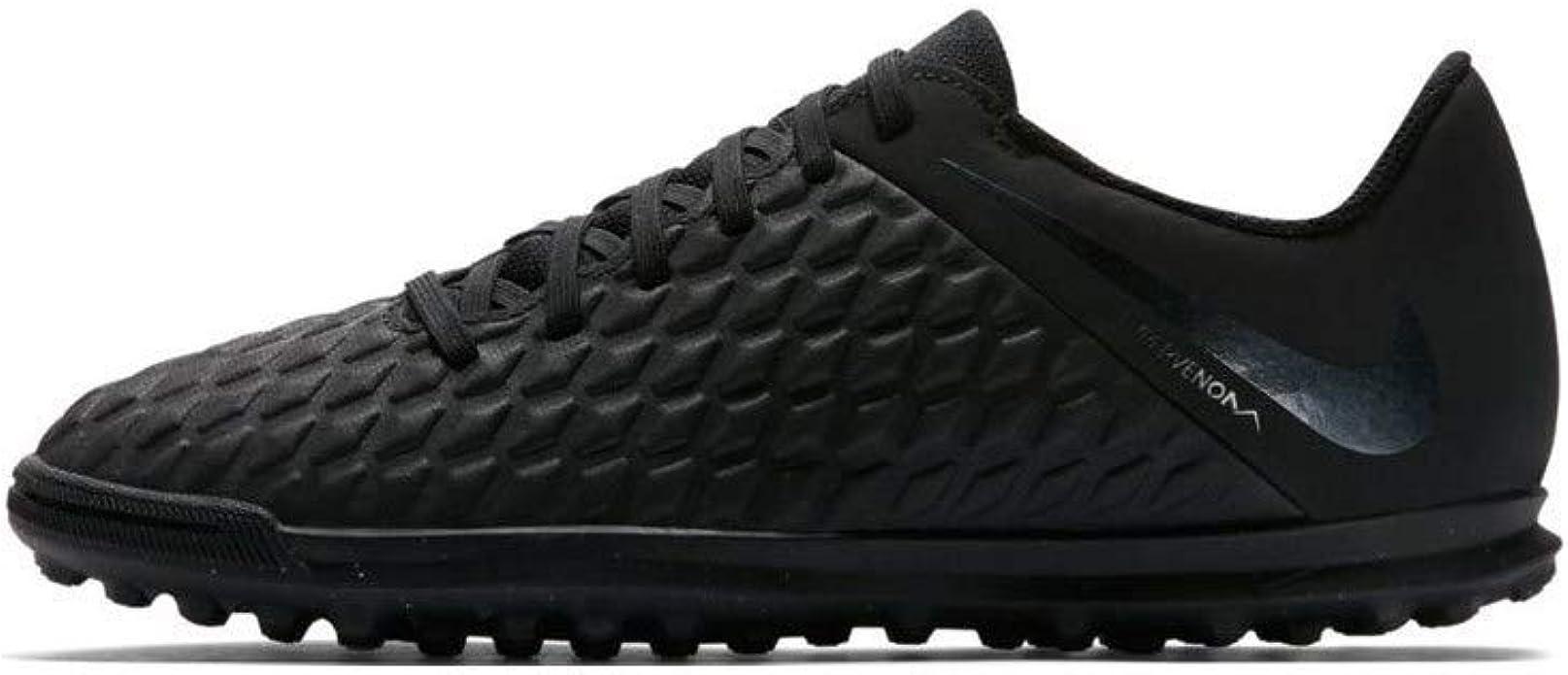 Intermedio Ejercicio mañanero sugerir  Nike Unisex Kid's Jr Hypervenom 3 Club Tf Futsal Shoes: Amazon.co.uk: Shoes  & Bags