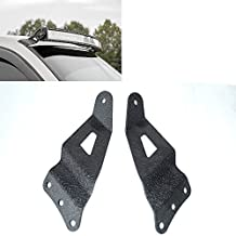 UNI Curved 50INCH Led Light Bar Upper Windshield Mounting Bracket FOR 1999-2006 Chevy GMC Chevrolet Silverado 1500