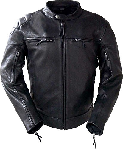 First Leather Motorcycle Jacket - 5