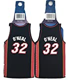 NBA Shaquille O'Neal #32 Miami Heat Throwback Jersey Bottle Cooler 2-pack