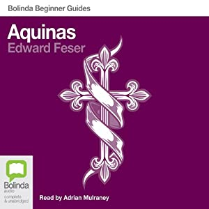 Aquinas: Bolinda Beginner Guides Audiobook