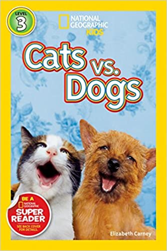 Dogs National Geographic Readers Cats vs