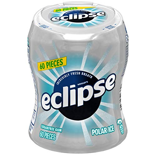 Eclipse Polar Ice Sugarfree Gum - 10 count per pack -- 3 packs per ()