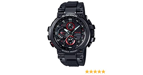 Amazon.com: CASIO G-SHOCK MT-G Bluetooth MTG-B1000B-1AJF(Japan Domestic genuine products): Watches