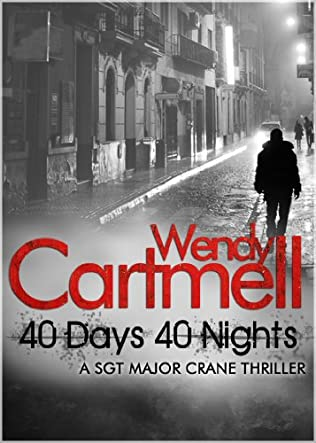 book cover of 40 Days 40 Nights