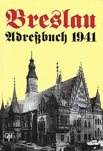 Breslau-Adreßbuch 1941