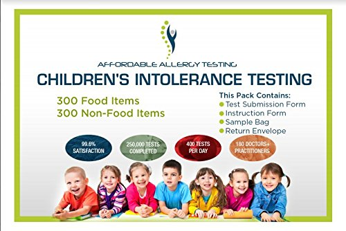Home Allergy Test Kit for Toddlers and Children (1)