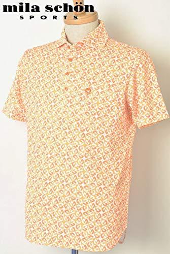 [ミラショーン スポーツ] ゴルフ 半袖ポロシャツ トップス メンズ LL(50) オレンジ(20) B07Q8KGP8Y