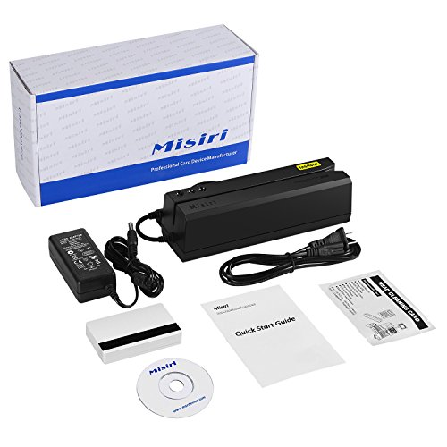 Misiri MSR607 HiCo Magstrip Magnetic Card Reader Writer Data Collector Encoder MSR608 MSR705 MSR706