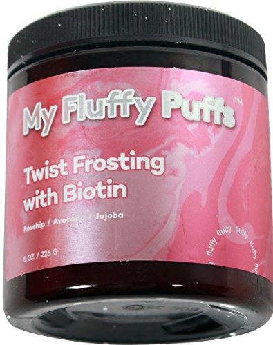 Twist Frosting with Biotin