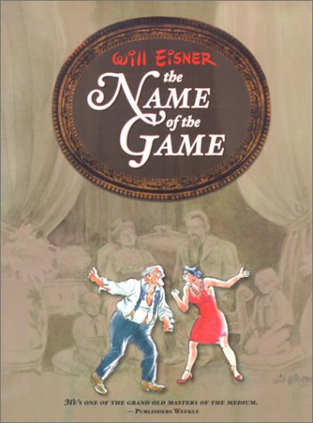 The Name of the Game, book cover