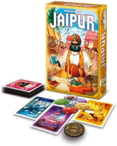 Asmodee Italia Jaipur - Juego de Mesa, Color 8852: Amazon.es ...