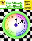Ten-Minute Activities, Grades 4-6, Evan-Moor, 1557997950