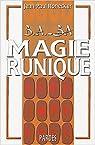 Magie runique par Ronecker