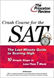 Crash Course for the SAT, Jeff Rubenstein, 0375753249
