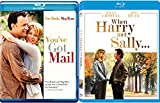 When Harry Met Sally & You've Got Mail Blu Ray movie Set 2 pack Double Feature collection