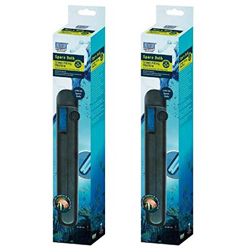 Green Killing Machine 24W Internal UV Sterilizer Replacement Bulb 2-Pack Bundle