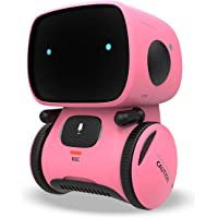 KaeKid Robots Toys for Kids,STEM Educational Toys,Sing,Speak,Dance,Walk in Circle,Touch Sense,Voice Control, Learning…