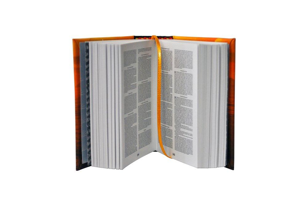 La Santa Biblia (Version Completa Reina Valera): Reina Valera (mini-book), Alberto Briceño, Mark Torres: 9786124013157: Amazon.com: Books