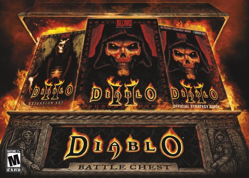 Diablo Battlechest [New Version] (Heroes 3 Mac)