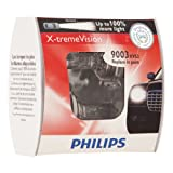 Philips 9003  X-tremeVision Upgrade Headlight Bulb (Pack of 2)