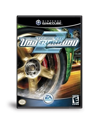 Need for Speed Underground 2 (Gamecube Need For Speed Games)