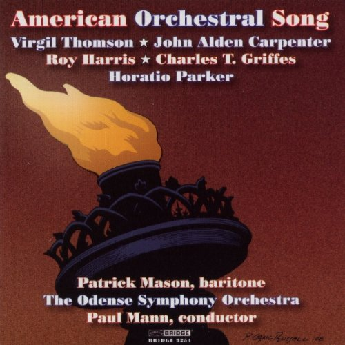 American Orchestral Music (American Orchestral Song)