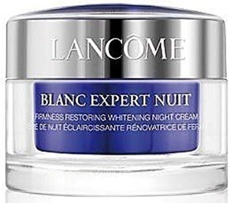 3 Pack Lancome Blanc experto Nuit firmeza la restauración de blanqueamiento crema de noche 15 ml: Amazon.es: Belleza