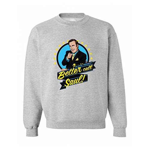 Better Call Saul Showing Awesome Illustration Unisex Sweater