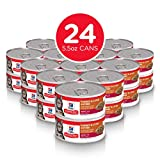 Hill's Science Diet Adult Turkey & Liver Canned Cat Food, 5.5 oz, 24 Pack