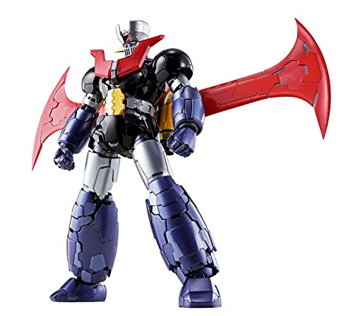 Bandai Tamashii Nations Metal Build Mazinger Z Action Figure