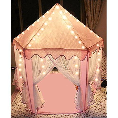Sherosa Kids Indoor Princess Castle Play Tent