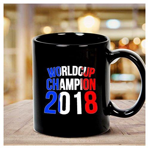 - France - World Cup champion 2018