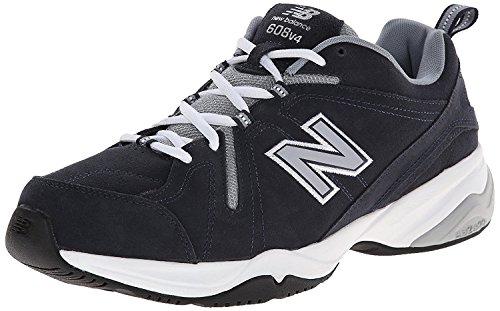 New Balance Mens MX608v4 Training Shoe, azul marino, 41.5 D(M) EU/7.5 D(M) UK
