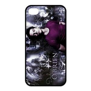iPhone 5 5S Case Hand Stays Fire 3D Custom iPhone 5 5S Case Cover Kimberly Kurzendoerfer
