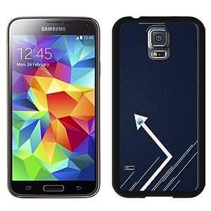 NEW Unique Custom Designed Samsung Galaxy S5 I9600 G900a G900v G900p G900t G900w Phone Case With Mac Signs Symbols_Black Phone Case