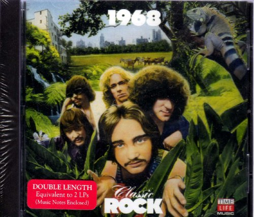 Classic Rock 1968 Various Artists