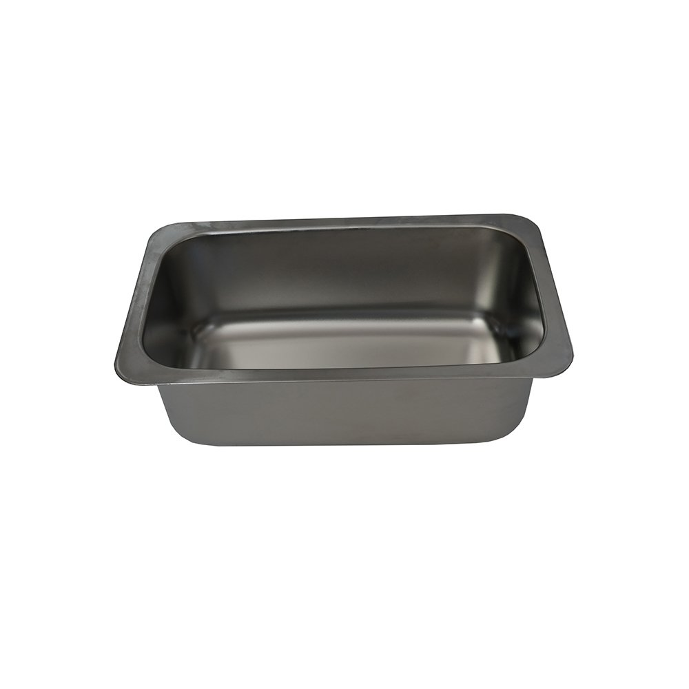 iSonic IT4875A Indirect Cleaning Tank (Stainless Steel Bucket) for P4875, Silver