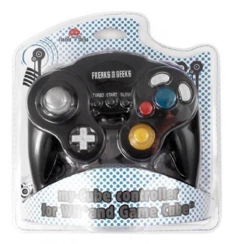 Trade Invaders - Mando con función turbo y slow para Game Cube/Wii: Game Cube/Nintendo Wii: Amazon.es: Videojuegos
