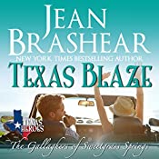 Texas Blaze: Texas Heroes, The Gallaghers of Sweetgrass Springs, Book 5 | Jean Brashear