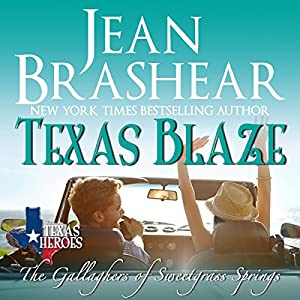 Texas Blaze Audiobook