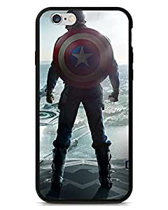 2015 Protective Tpu Case With Fashion Design For iPhone 5/5s (Captain America: The Winter Soldier) 2900105ZG772073374I5S iPhone5s Case Cover's Shop
