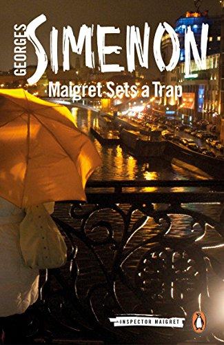 Maigret Sets a Trap (Inspector Maigret)