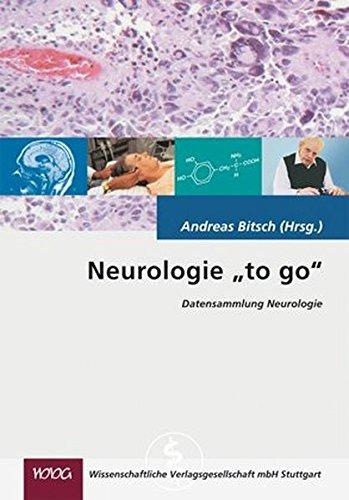 Neurologie to go: Datensammlung Neurologie