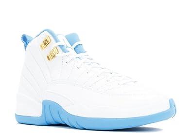 sports shoes de966 f8390 switzerland air jordan 12 university blue gs mens 5c979 43d72